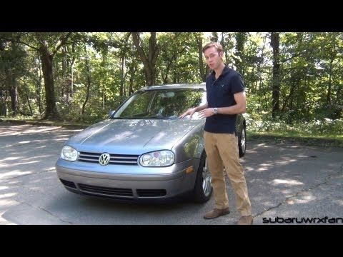 Review: 2003 Volkswagen GTI VR6