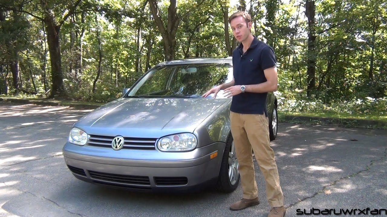 review  volkswagen gti vr youtube