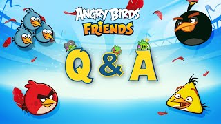 Angry Birds Friends | Community Q&A with level designer