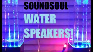 Dancing Water Speakers!!