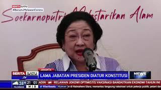 Megawati Soal Jokowi 3 Periode: Orang yang Ngomong yang Kepingin