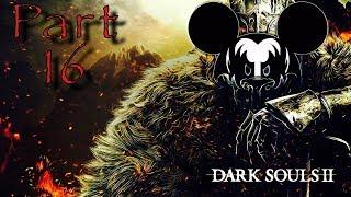 Dark Souls 2 # 16 ⚔️🛡 Velstadt stellt sich uns in den Weg BOSS Let's Play