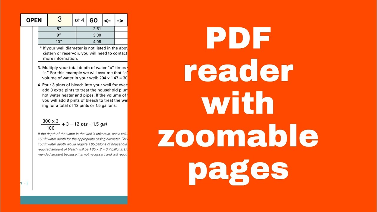 Create a PDF reader android App in Sketchware