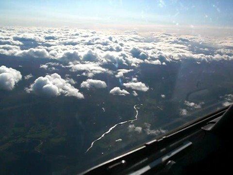 Aboyne Gliding 2008-10-16 13k (high point)