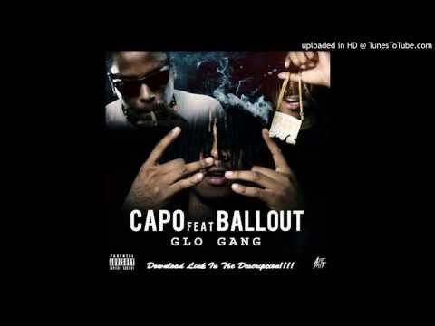 Capo-Glo Gang ft BallOut (Instrumental With Hook)