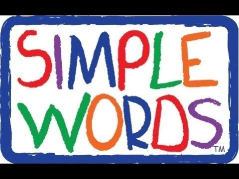 graphic about Free Printable Decodable Books for Kindergarten identified as Uncomplicated Phrases Guides