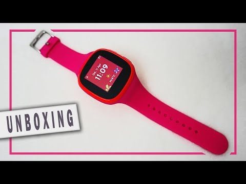 TCLmove V-Kids Watch von Vodafone Unboxing, Installation und Review | GPS Tracker | Die Familienshow
