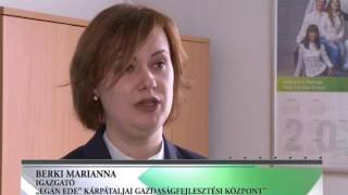 """""""Угорські новини""""/UHOR NOVINI. Програма угорською мовою (27.03.17)"""