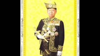 The Malaysian Royal Family (in 2009)