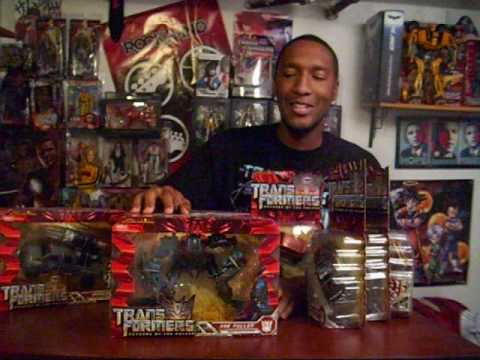 Transformers 2 Revenge Of The Fallen Action Figures Cool Nerdz Review Episode 2