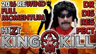 Dr Diserespect Rewind 2016: Funniest Moments of the Year in H1Z1 KOTK