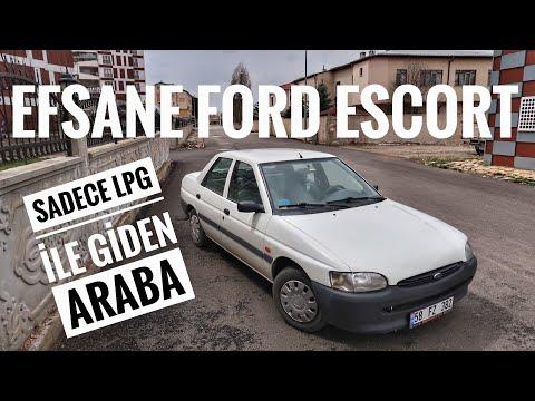 Efsane | Ford ESCORT | Otomobil Günlüklerim