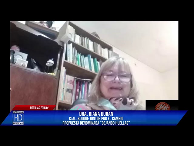 Diana Durán  Videollamada