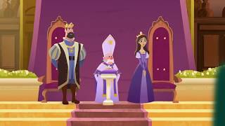 Coronation Ceremony   Tangled: Before Ever After