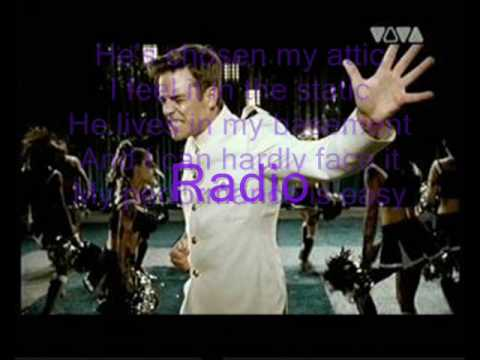 Robbie Williams Radio Karaoke