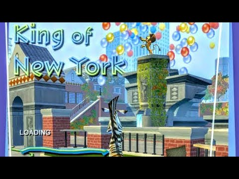 Madagascar: The Game (PC) - Level 1 - King of New York