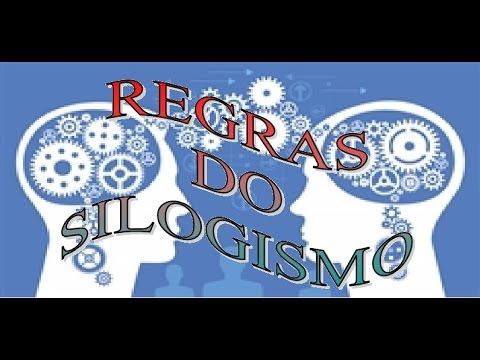LÓGICA  - AULA 3 (REGRAS DO SILOGISMO)