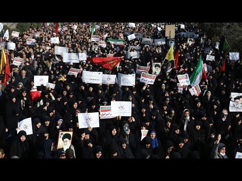 Country Wide Protest in Iran. Be Supportive & Suspicious of 'Spontaneous' Revolt