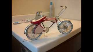 61 Impala & 1/6 scale Lowrider Bike