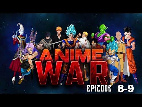 Download Anime War Episode 8-9