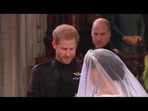 Royal Wedding Merges British Tradition, American Culture