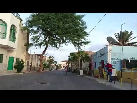 Sightseeing tour in central Santa Maria