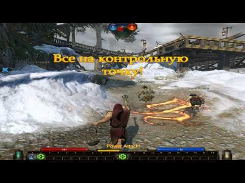 видео: noob: panzar: forged by chaos 2я часть [Кого хилять?!]
