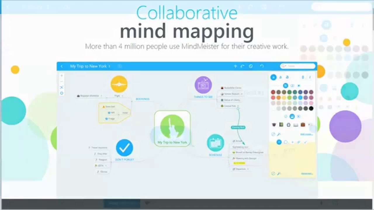 Best mind mapping software 2016 youtube Create a map online free