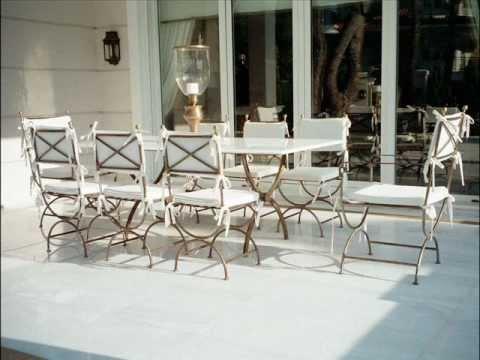 Meble Ogrodowe Stoły Ogrodowe Krzesła Ogrodowe Luxury Style