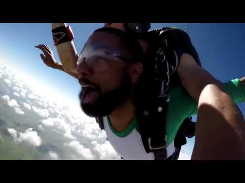 First Skydiving Experience! (Skydive Houston) - May 28, 2018