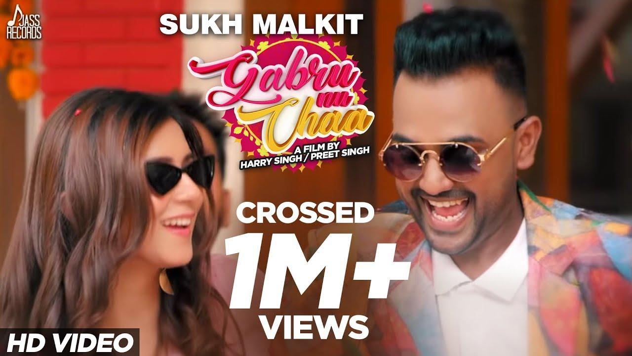 Gabru Nu Chaa | (Full HD) | Sukh Malkit | Desi Crew | New Punjabi Songs 2019 | Jass Record