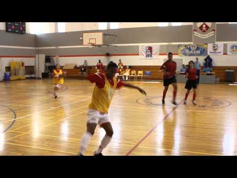 Womens Futsal Bermuda February 18 2012