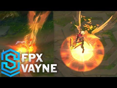 FPX Vayne Skin Spotlight - Pre-Release - League of Legends