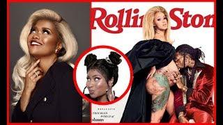 Karen Civil leaked Cardi B's Magazine cover because Nicki Minaj paid her to
