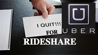 Uber Partners - QUIT your job for Uber ? My cousin did - Uber Tips