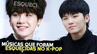 Músicas ESQUECIDAS do K-POP 🎧