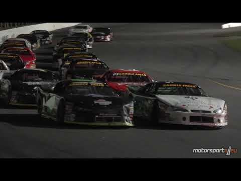 Late Model 2nd Feature   Sunset Speedway   June 8, 2019