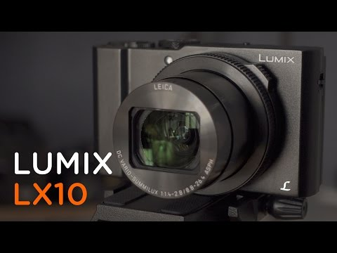 PANASONIC LUMIX LX10 :: THE ULTIMATE COMPACT?