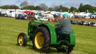 Launceston Steam And Vintage Rally 2015 Day 1