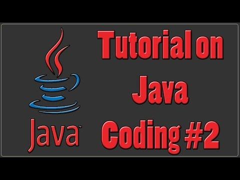 Java Programming Tutorial Part 2   Running a  Java Program