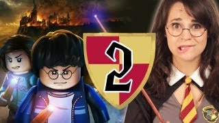 Lets Play Lego Harry Potter Years 5-7 - Part 2
