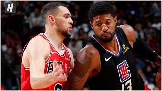 Los Angeles Clippers vs Chicago Bulls - Full Game Highlights   December 14, 2019 NBA Season