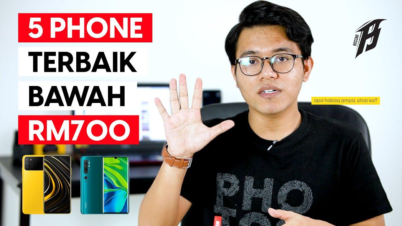 Download 5 Smartphone Terbaik Bawah RM700!!! 2021