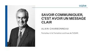 Formation continue: «Savoir communiquer, c'est avoir un message clair»