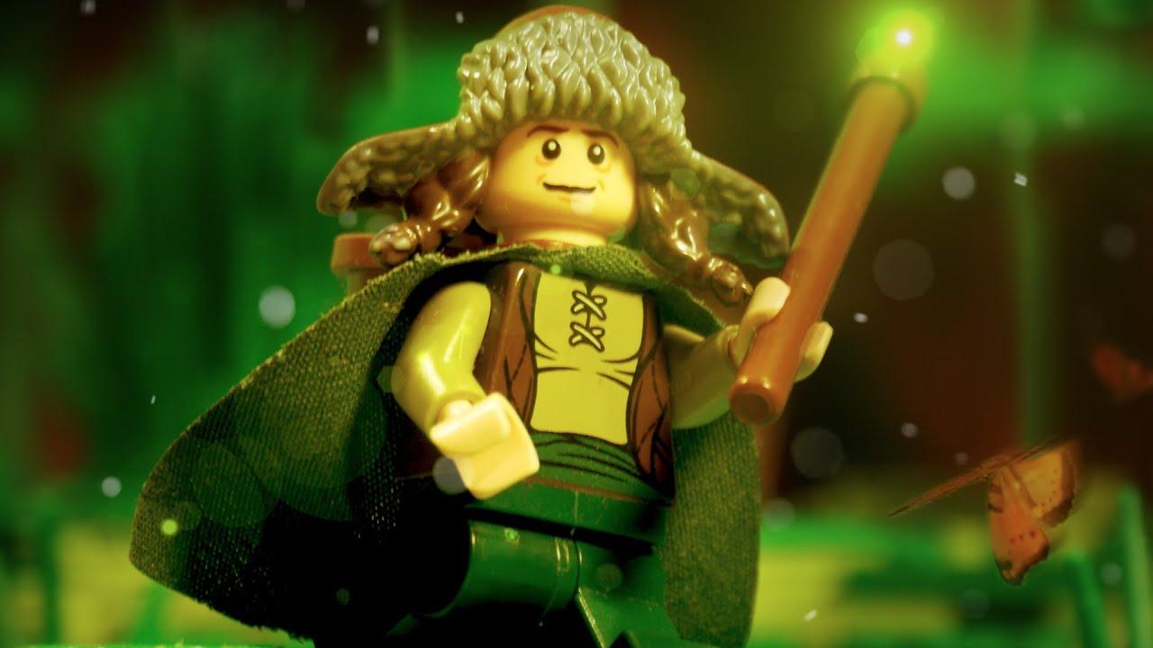 Biblin\'s Weg - Preisgekrönter Lego Animations Film - YouTube