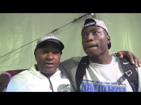 Grant Holloway Florida NCAA Track And Field National Championship