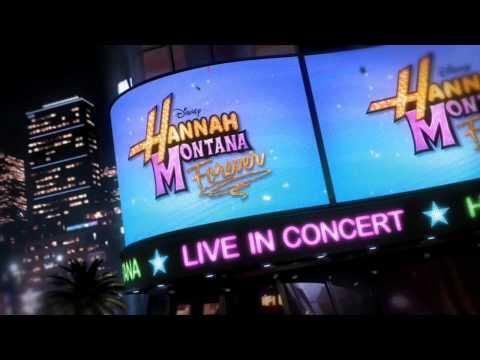Hannah Montana Forever Season 4 Opening Theme