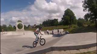 BMX- OSKAR ERIKSSON SUMMER 2013