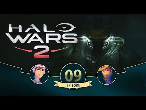 Halo Wars 2 [Co-op] - Under The Dark [#09]