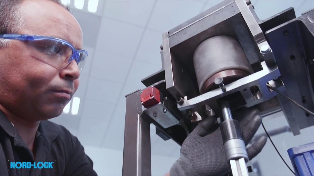 Rondelles nord lock effet de cames test de vibration - Rondelle nord lock ...